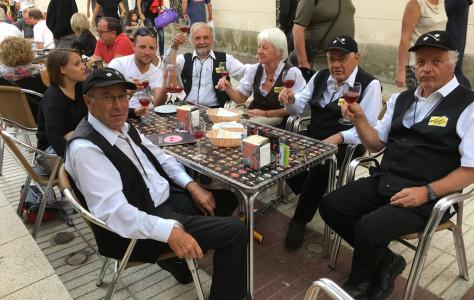 Volksmusik Festival Calella Spanien