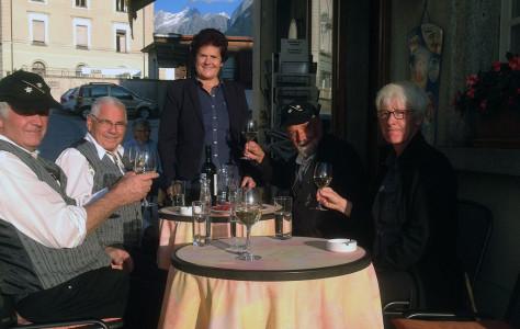 Festival della Castagne in Val Bregaglia